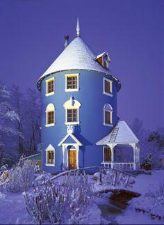 Moomin House, Finland