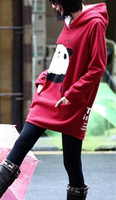 oversized hoodies.. i want this one