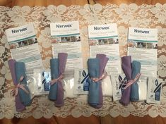 Norwex Vendor Display, Vendor Displays, Vendor Booth, Norwex Cleaning, Diy Cleaning Products, Norwex Biz, Cleaning Services, Cleaning Tips, Norwex Cloths