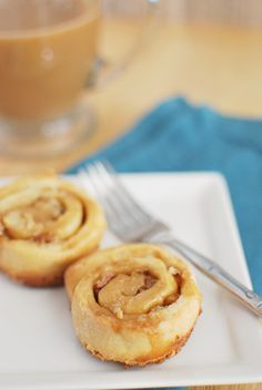 Cottage Cheese Sweet Rolls