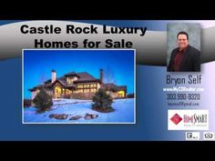 http://ift.tt/1SNwqZj Castle Rock Homes for Sale - Luxury homes for sale in Castle Rock. Find all your Castle Rock luxury homes with the best Castle Rock Luxury homes REALTOR. Buy your new luxury Castle Rock home with Bryon Self. Call 303-990-9320 or online www.MyCORealtor.com.