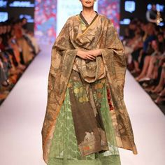 Gaurang Shah's Tree of Life Collection {Lakme Fashion Week 2015} - Gallery