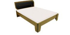 Buy Beetle Bed King Size Bed by Evok by Evok online from Pepperfry. ✓Exclusive Offers ✓Free Shipping ✓EMI Available