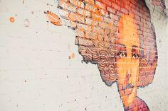 Urban Graffiti - Autumn Girl by roman.trofimiuk on Creative Market