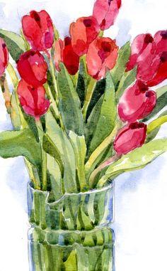200 Tulips    Shari Blauk