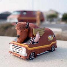 Jeremy Fish's Bison Van: OG Edition