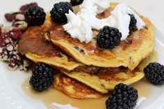 Keto Recipe: Fluffy Buttermilk Pancakes   Ruled Me