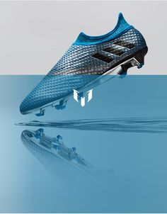 Create impossible with Mercury MESSI 16 football boots. Designed with Lionel Messi. Built to fit his style and agile movements. Discover the MESSI 16+ PUREAGILITY.