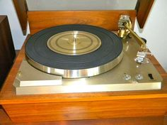 EBay Hunting: The Empire 698 Vintage Turntable. #recordplayer #turntable #music http://www.pinterest.com/TheHitman14/the-record-player-%2B/