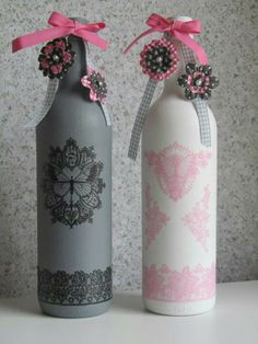Gesso bottles