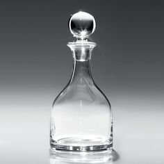 William Yeoward Country Bottle Decanter