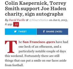Colin Kaepernick Charity Softball Game