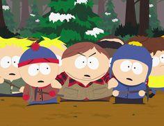 4k South Park 4400x3300