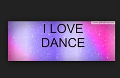 I have no words but dance.