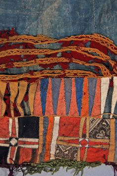 saddle-cloth British Museum image