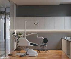 Next Level Dental Clinic Dental Office Design, Medical Design, Healthcare Design, Dentist Clinic, Clinic Design, Reception Rooms, Modern Design, Interior Design, Doctor Office