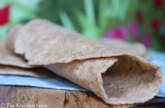 Clean Eating Tortilla Wraps