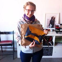 www.atelieraliva.com #aliva #designatelier #handmade #st_petersburg #leather #fashion #bags #style #look #spb #design #folder