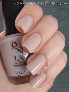 Wacky Laki: OPI Germany Collection for Fall 2012, My Very First Knockwurst