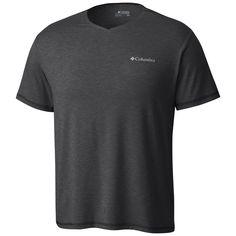 Tech Trail V-Neck Shirt - Tricouri sport - Topuri - Bărbați - Dockyard Polo Shirt, T Shirt, Titanic, Columbia, Trail, Tech, V Neck, Sport, Mens Tops