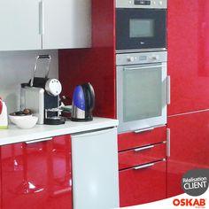 meuble de cuisine casserolier keria aubergine, 2 tiroirs 1 tiroir ... - Meuble Cuisine Inox Brosse