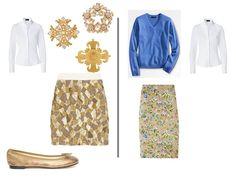 L'Armoire Idéale: white shirt - seven ways