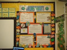 East Calder Primary School | Rights Respecting Schools Classroom Organisation, Classroom Management, Classroom Ideas, Primary School, Pre School, Rights Respecting Schools, Class Charter, Restorative Justice, Year 2