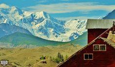 (Kennicott Mine) #alaska #mountains #glacier #mining #vintage