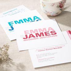 My Type Wedding Stationery