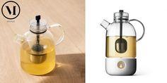 Kettle-teekannu ja Heater-tuikkulämmitin