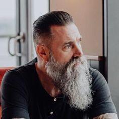 Short hair with beard 20 best iconic beard styles for men . - Short hair with beard 20 best iconic beard styles for men - Badass Beard, Epic Beard, Sexy Beard, Beard Styles For Men, Hair And Beard Styles, Short Hair Styles, Grey Beards, Long Beards, Bart Styles