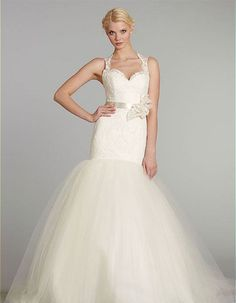 Discount Tara Keely Wedding Dress TK2258 - US $350.00 : Cheap-Bridal.com