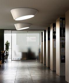 Plus ceiling lamp de