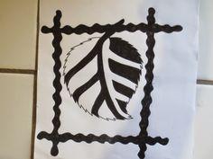 Artful Trini: Black and White