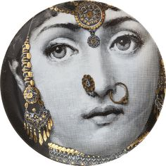 I have ALWAYS wanted a Fornasetti. *sigh