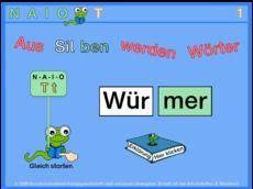 1-In Silben lesen-T.ppt Group Work