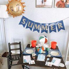 Summer Activities For Kids, Kid Activities, Summer Kids, Coffee Instagram, Birthday Cake, Cold, Photo And Video, Videos, Desserts