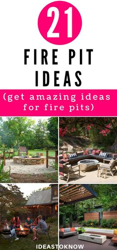 Cool Fire Pits, Diy Fire Pit, Fire Pit Backyard, Backyard Projects, Backyard Designs, Backyard Ideas, Diy Projects, Fire Pit Coffee Table, In Ground Fire Pit