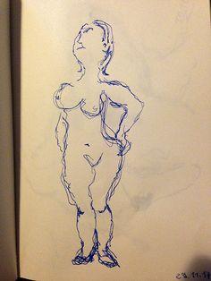 Galerie - Marion Kropp - Zeichnung und Druck - München