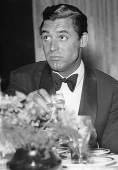 Cary Grant  at the Stork Club, 1935
