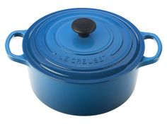 Round Dutch Oven #lecreuset