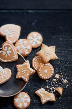Shortbread Christmas recipe with citrus fruits: to do and redo often - La pate sablée Easy Christmas Cookie Recipes, Christmas Cookies, Noel Christmas, Gingerbread Cookies, Shortbread Recipes, Cheesecake Recipes, Easy Cake Recipes, Sweet Recipes, Thermomix Desserts