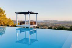 Arabic Style Villa Ibiza Holiday Home Pool Infinity