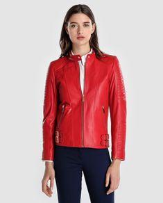 135 Imágenes Mejores Clothes Piel 2019 De Fashion Cazadoras En qrqwxC56