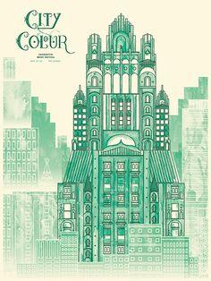 City and Colour - Tyler Hahn - 2014 ----