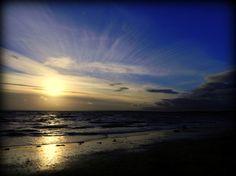 Winters Sunset by Laura McGlinn