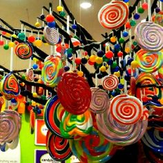 Candies... Candy shop! @ the Mall in #Dubai