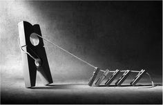 The  tug-of-war by Victoria Ivanova