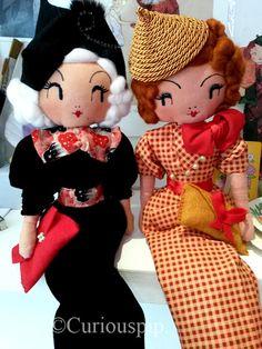 Dolls - Curious Pip.