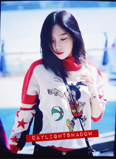 Taeyeon Airport 170913| Preview